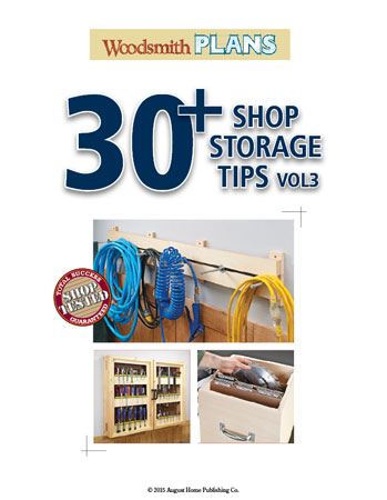 30+ Shop Storage Tips Vol. 3