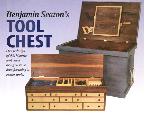Benjamin Seaton's Tool Chest