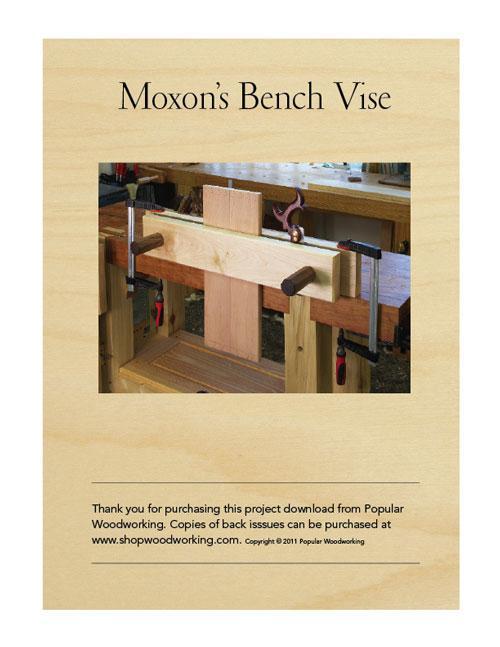 Moxon's Bench Vice