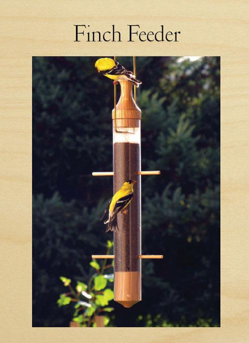 Finch Bird Feeder