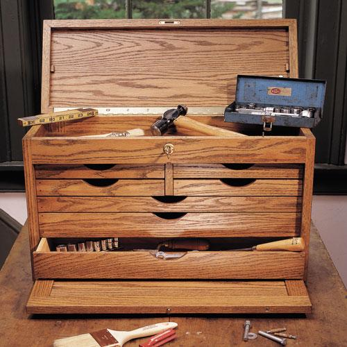Cabinetmaker's Chest