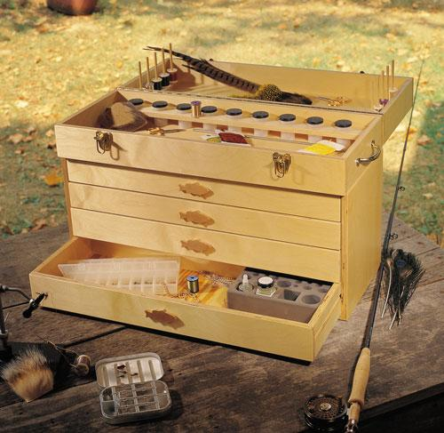 Fly Tying Box