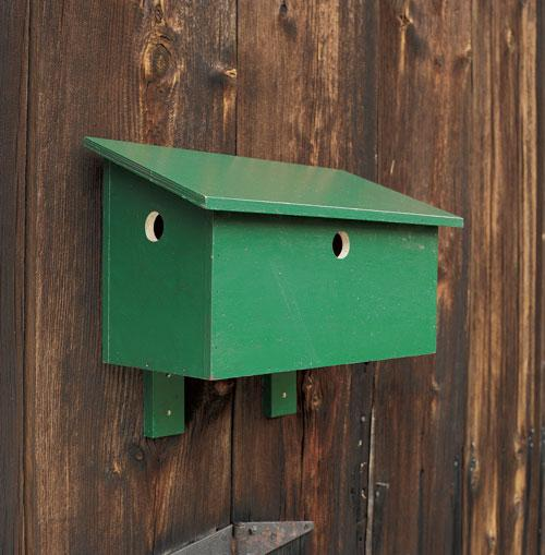House Sparrow Residence Birdhouse