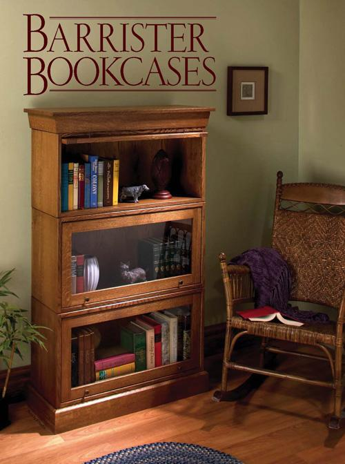 Easiest Barrister Bookcases