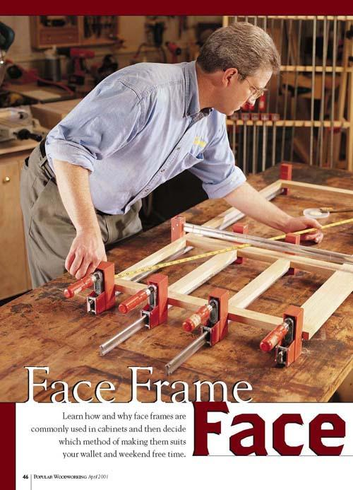 Face Frame Face-Off