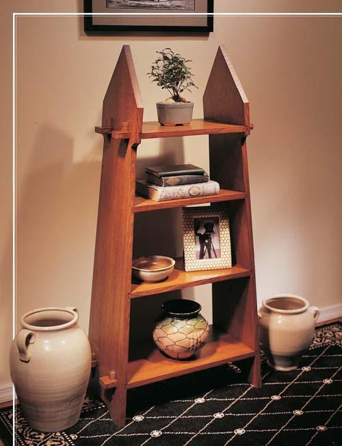 Knockdown Bookcase