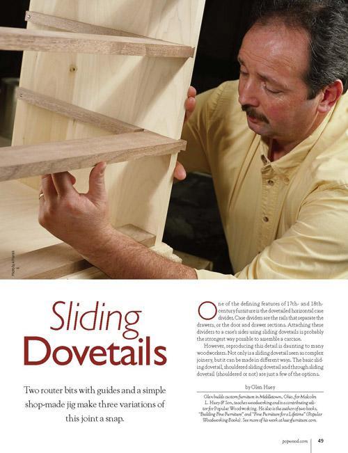 Sliding Dovetails