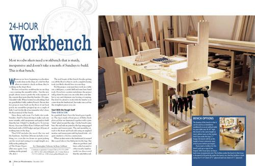 24-Hour Workbench