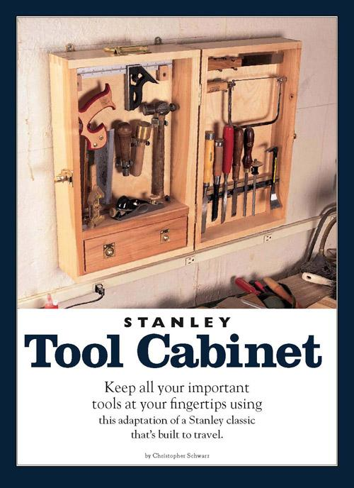 Stanley Tool Cabinet