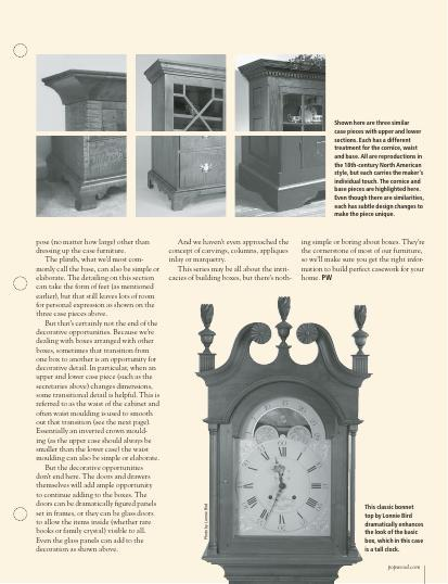 This opening chapter in our seven-part series covers terminology, history and design principles behind great casework.