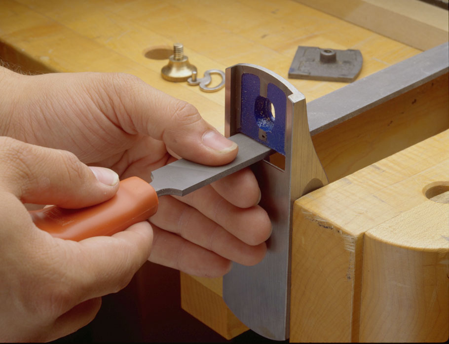 All it takes to turn your block plane into a precision tool is a simple tune-up. Here's our step-by-step approach.