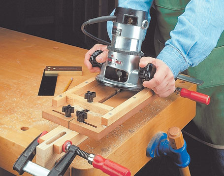 5 Quick Router Jigs