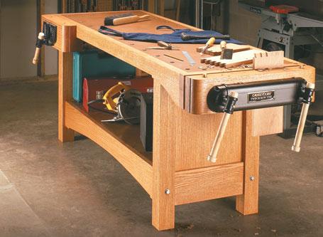 Twin-Screw Workbench