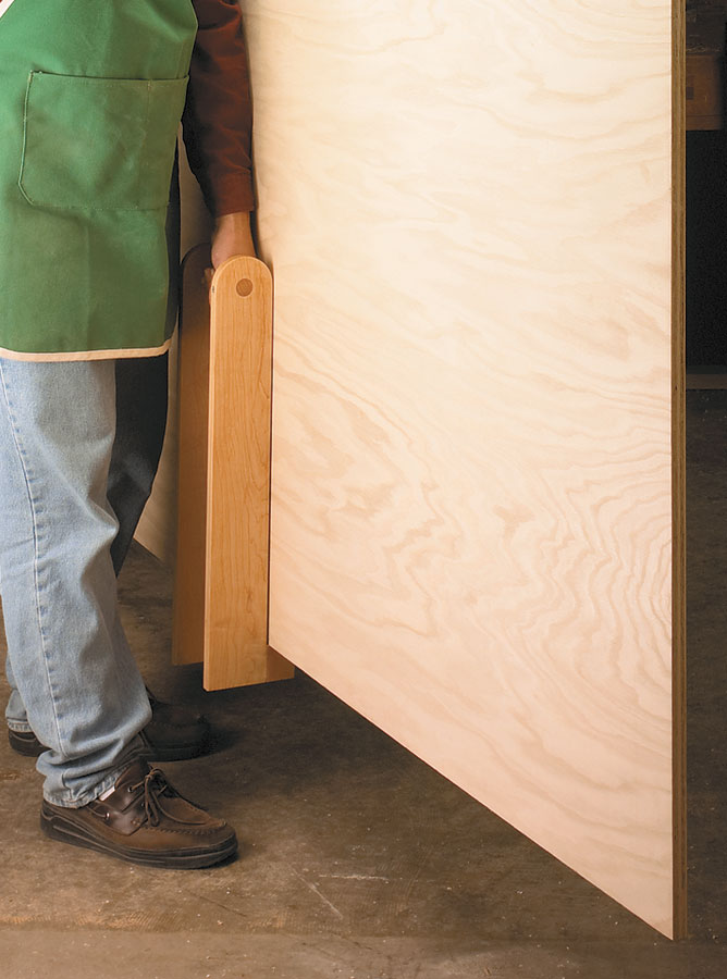 With a just few of our shop secrets, you can meet each and every challenge working with plywood might throw at you.