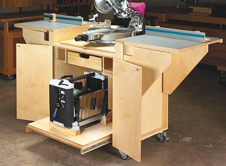 Dual Tool Workstation