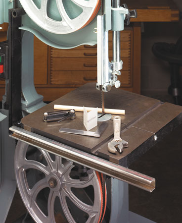 Band Saw Tune-Up