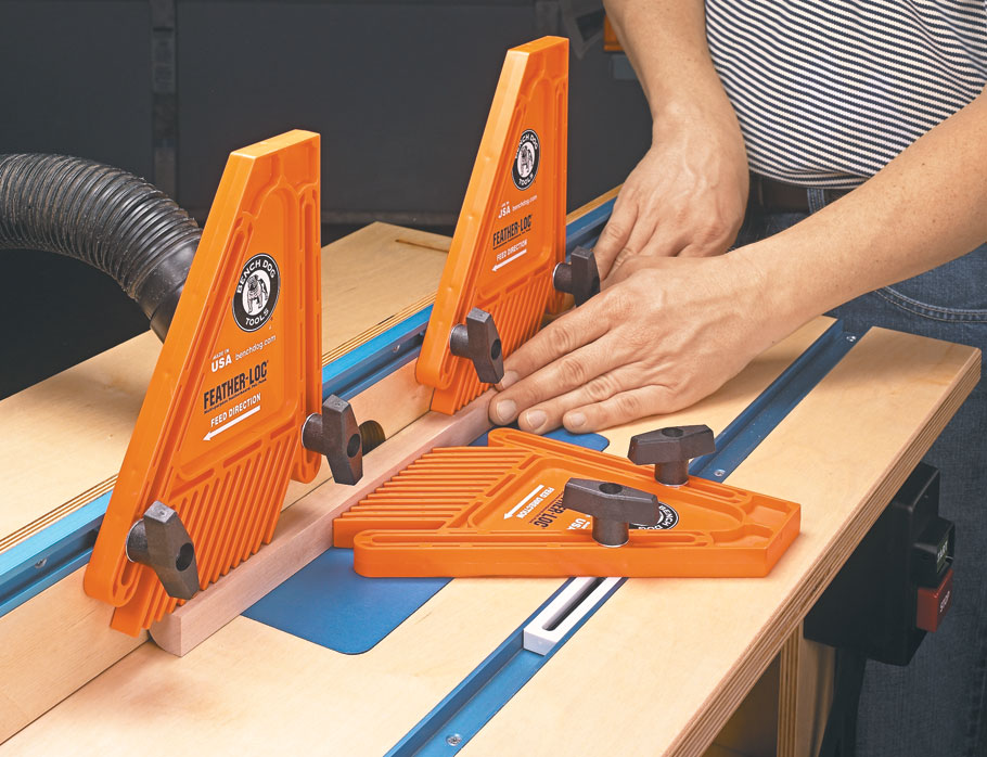 Get the most our of your router table. Here are our favorite accessories to do it right.