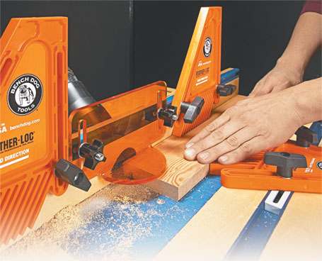 Top Ten Router Table Accessories