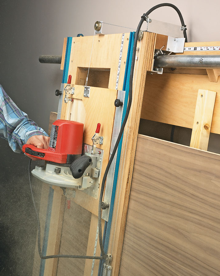 It's the hassle-free way to cut plywood. And it has features that will save you time and money.