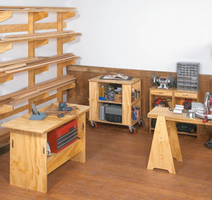 Superb Workshop Garage Plans Woodsmith Plans Alphanode Cool Chair Designs And Ideas Alphanodeonline