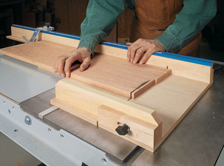 Precision Crosscut Sled