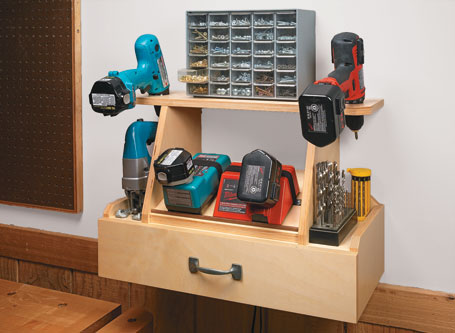 Cordless Tool Station