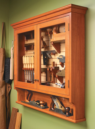 Fine-Tool Cabinet