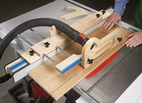 Phenomenal Table Saw Workstation Woodworking Project Woodsmith Plans Download Free Architecture Designs Scobabritishbridgeorg