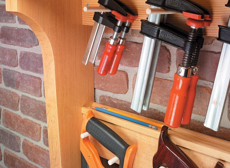 Classic looks, simple joinery, and tons of storage all add up to a must-have project for your shop.