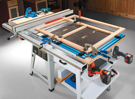 Table Saw Project Center