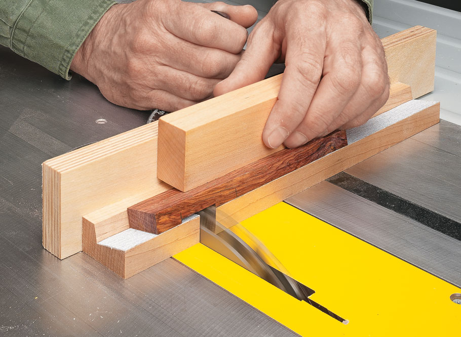 A few pieces of scrap, some hardware, and a cabinet scraper are all it takes to build a set of fine hand tools.
