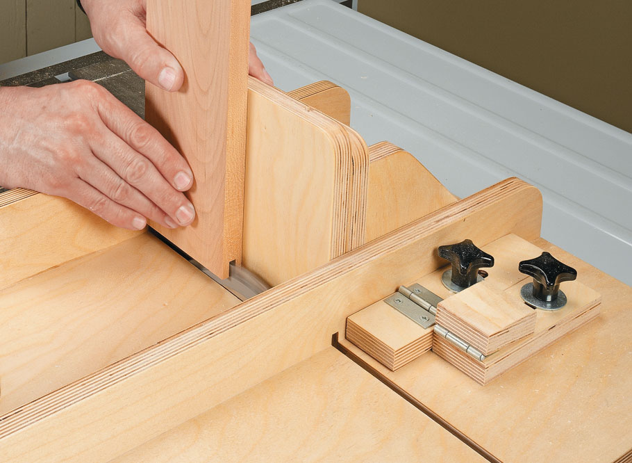 Take a weekend to build this jig and you'll be rewarded with easy-to-cut drawer joints.