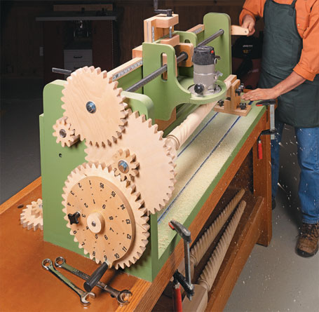 Router Jig: Milling Machine