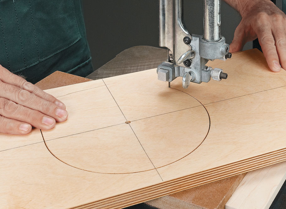 Cut small parts safely and accurately at any angle with just a few strokes of your pull saw.