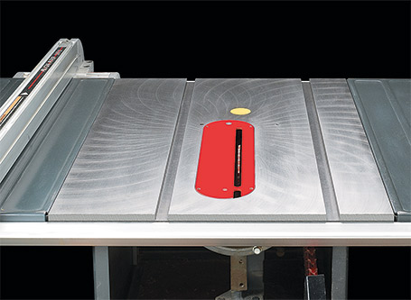 Table Saw Makeover