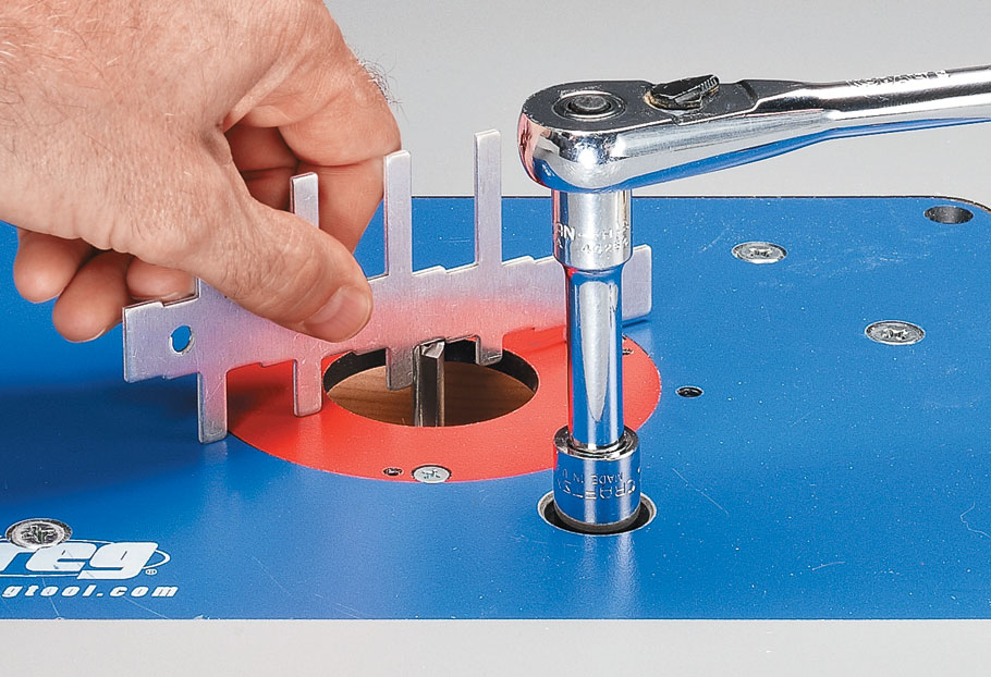 Maximize the performance of your router table with this must-have, precision upgrade.