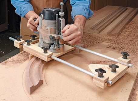 Versatile Molding Jig