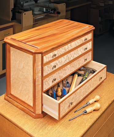 Benchtop Heirloom Tool Chest