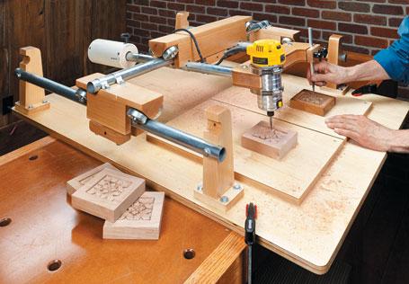 Carving Duplicator