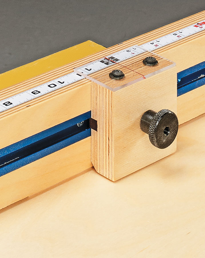 Ultimate Crosscut Sled | Woodworking Project | Woodsmith Plans