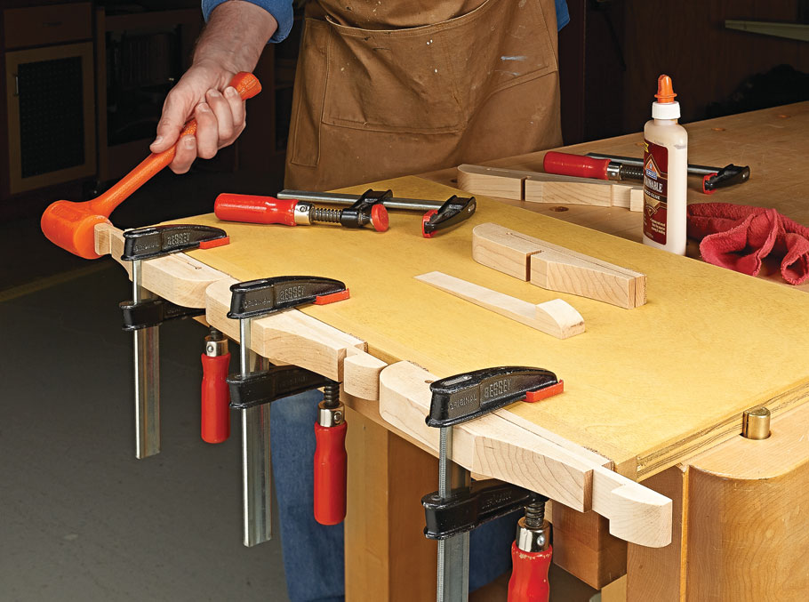Save money and solve unique clamping challenges by building your own clamps.