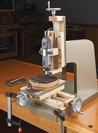 Rotary Milling Machine