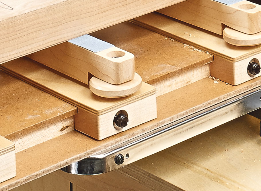 Salvage your warped boards with this no-fuss planer sled.