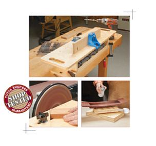 Woodsmith Shop Season 12 - Tips