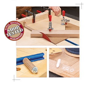 Woodsmith Shop Season 8 - Tips