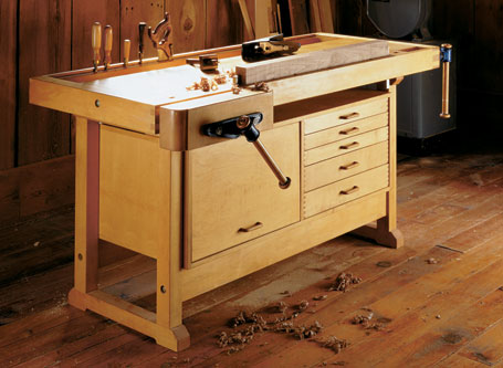 Workbench Cabinet