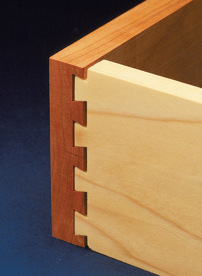 Build a your dovetail jig to make strong, timeless drawer joinery.