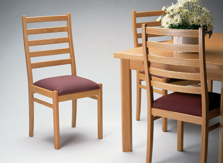 Ladder-Back Dining Chair