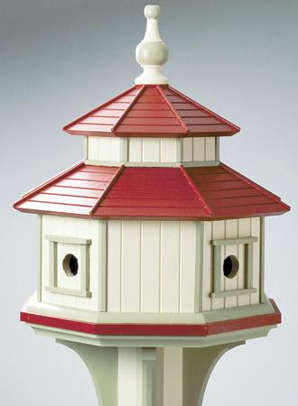 Octagonal Birdhouse