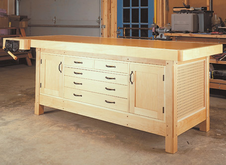 Rock-Solid Workbench